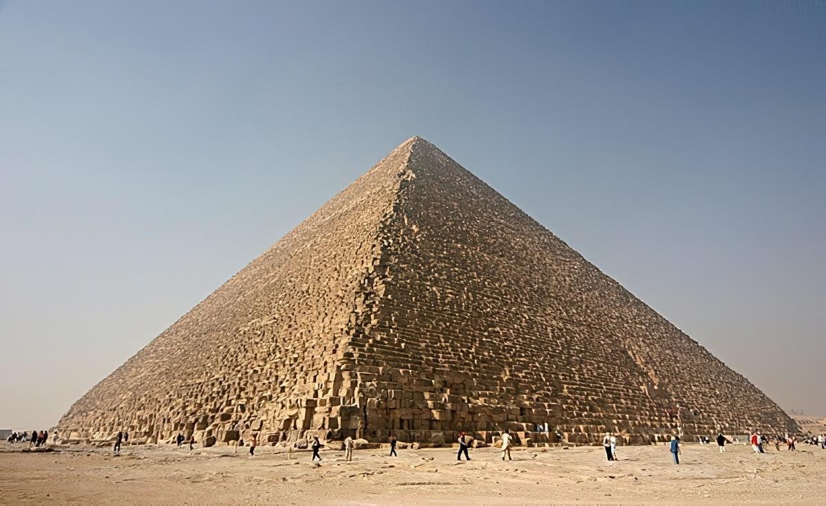 Pyramide de Khéops Egypte