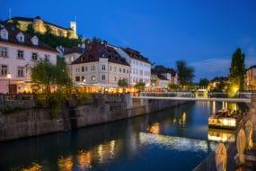 8 bonnes raisons pour partir en voyage à Ljubljana