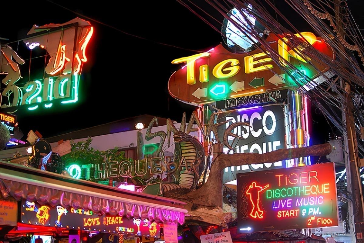 vie nocturne phuket