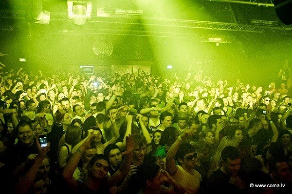 ministry of sound londres