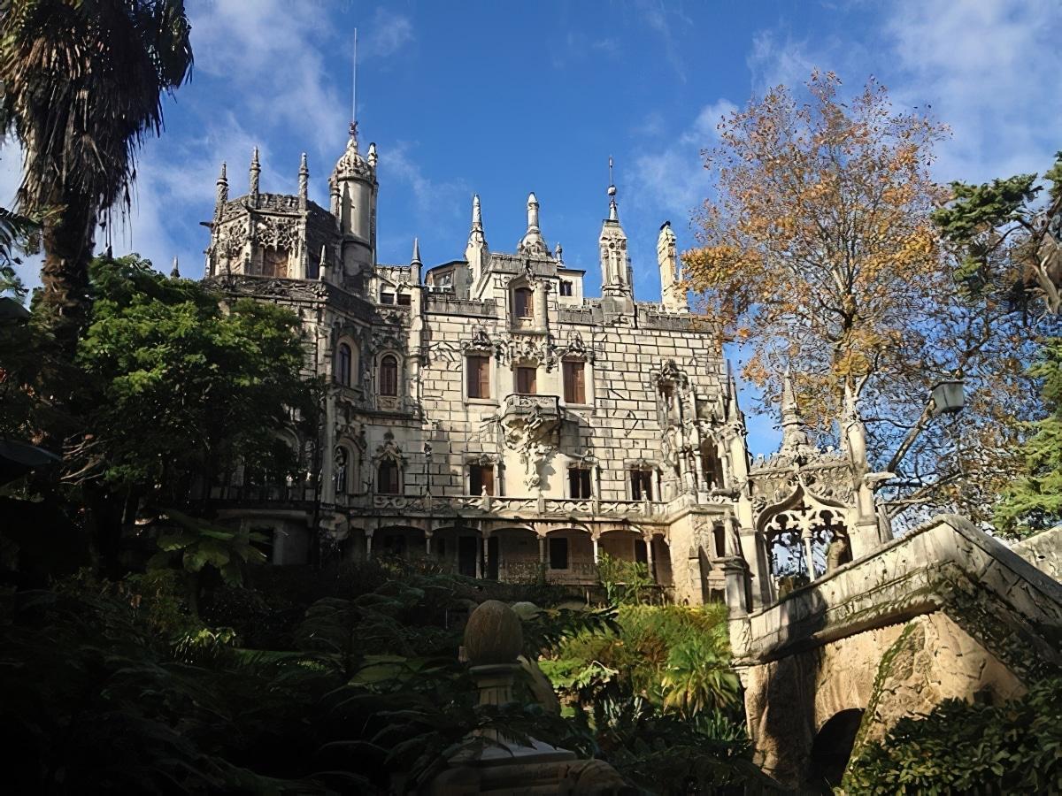 Palais de la Regaleira, Sintra