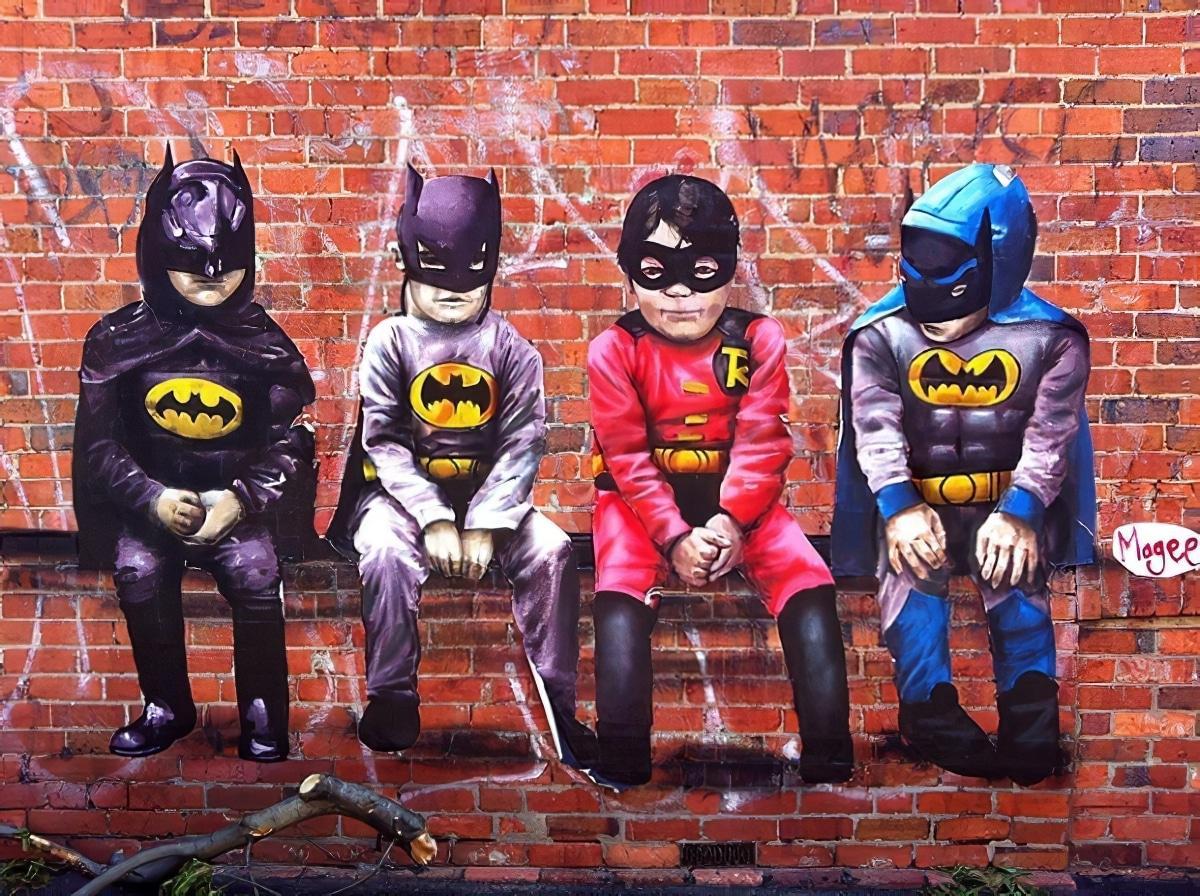 Visitez Melbourne à travers le street art