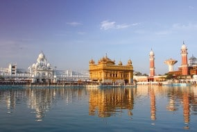 Temple d'Or, Amritsar, Inde