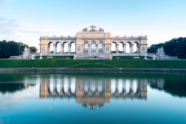 Visiter le château de Schönbrunn à Vienne : billets, tarifs, horaires
