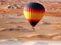 Balloon Dubaï, montgolfière désert Dubaï