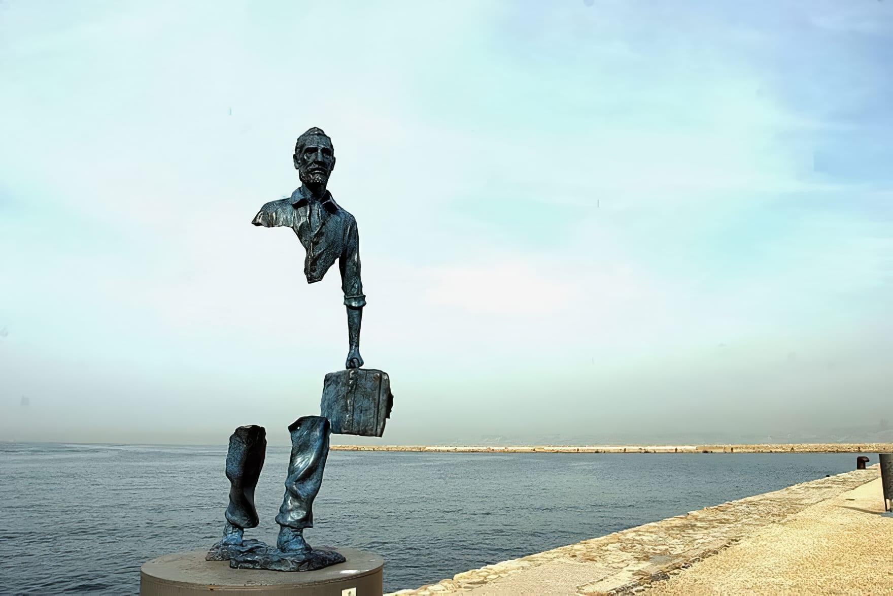 25 statues créatives et originales dans le monde