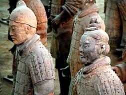 Armée de Terre Cuite, Empereur Qin, Xi'an, Chine