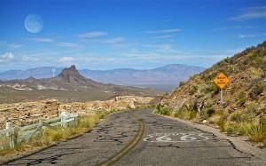 Plus belles routes de moto, Route 66, Etats-Unis