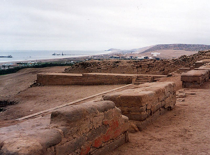 Site archéologique Pachacamac, Lima