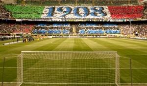 Stade San Siro, Milan Italie