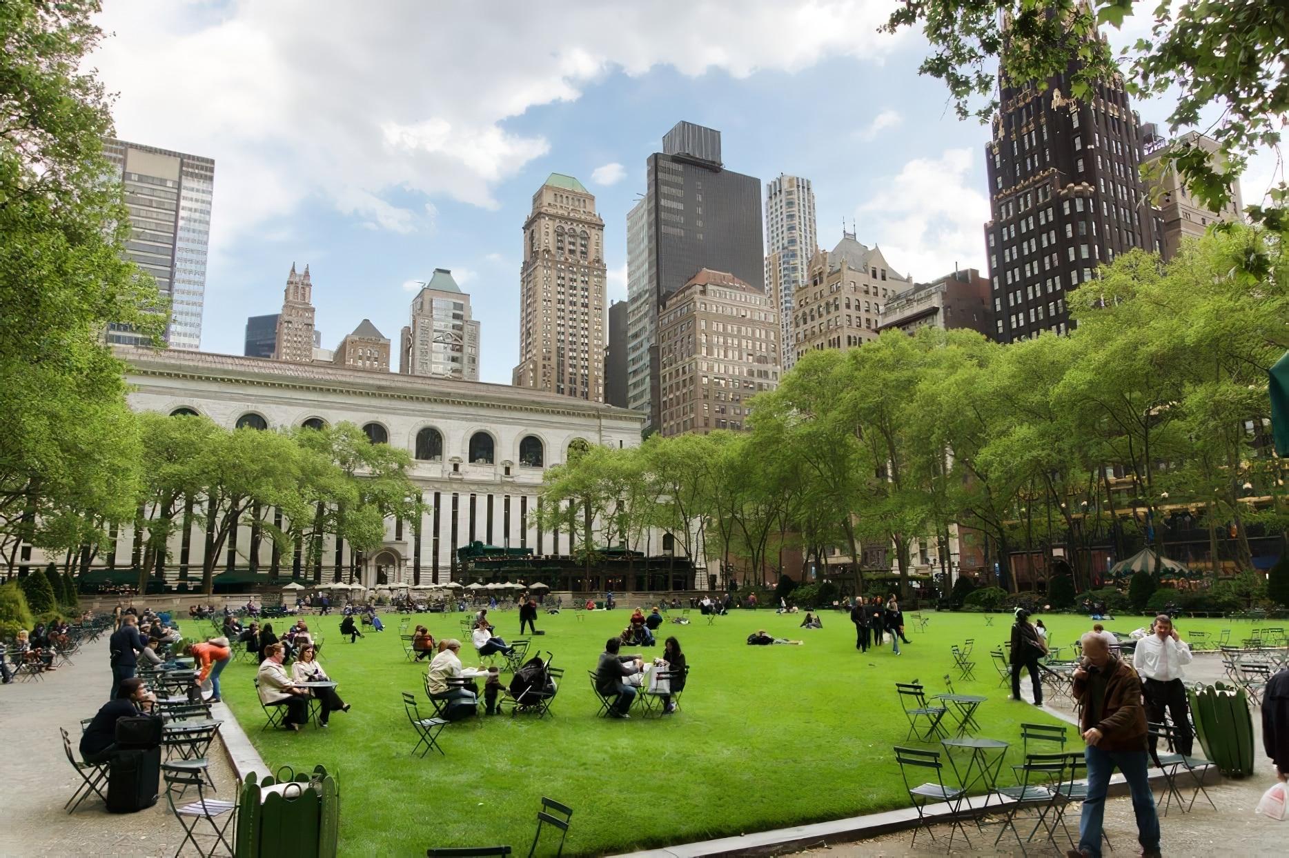 25 des meilleurs parcs urbains pour échapper au tumulte de la ville