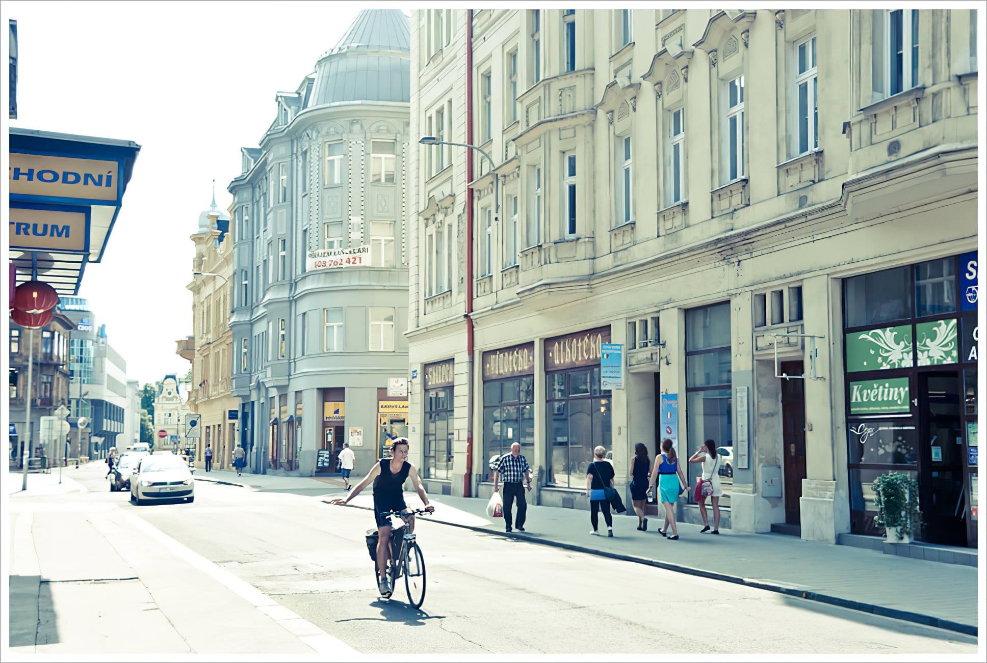 Visiter Ostrava