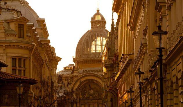 Visiter Bucarest