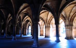 Cloitre université Glasgow