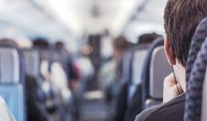 Placement siège avion peur avion