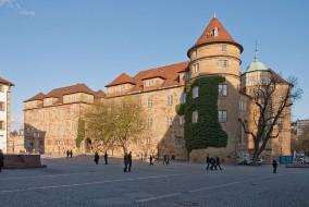 Altes Schloss, vieux chateau, Stuttgart