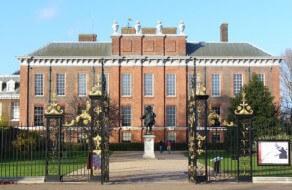 Palais de Kensington, visite à Londres