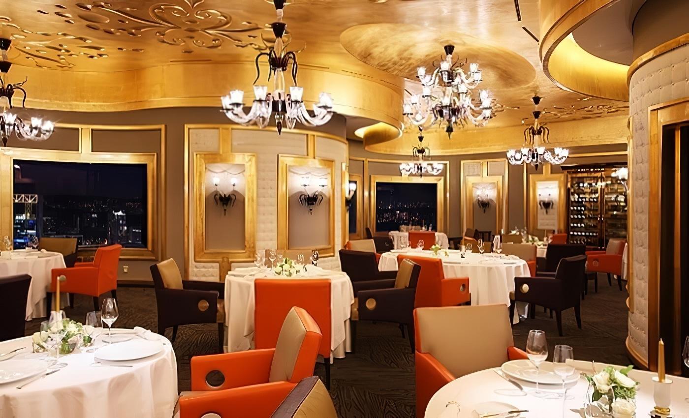 Pierre Gagnaire, Séoul, Restaurant Michelin