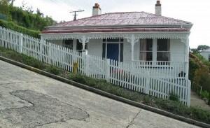 Rue la plus pentue, raide, baldwin street, dunedin, Nouvelle Zélande