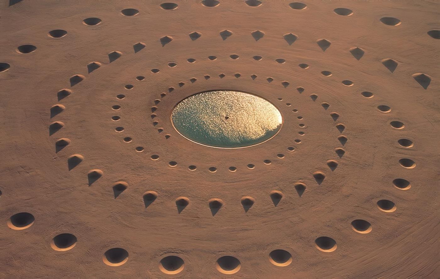 Desert Breath, art, désert, Egypte