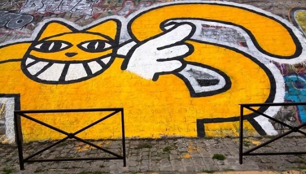Les 10 plus belles œuvres de Street Art à Paris
