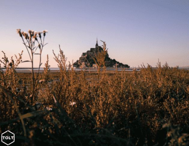 Tolt Around France : Le Mont-Saint-Michel