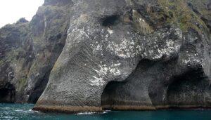 Elephant rock, Heimaey, Islande