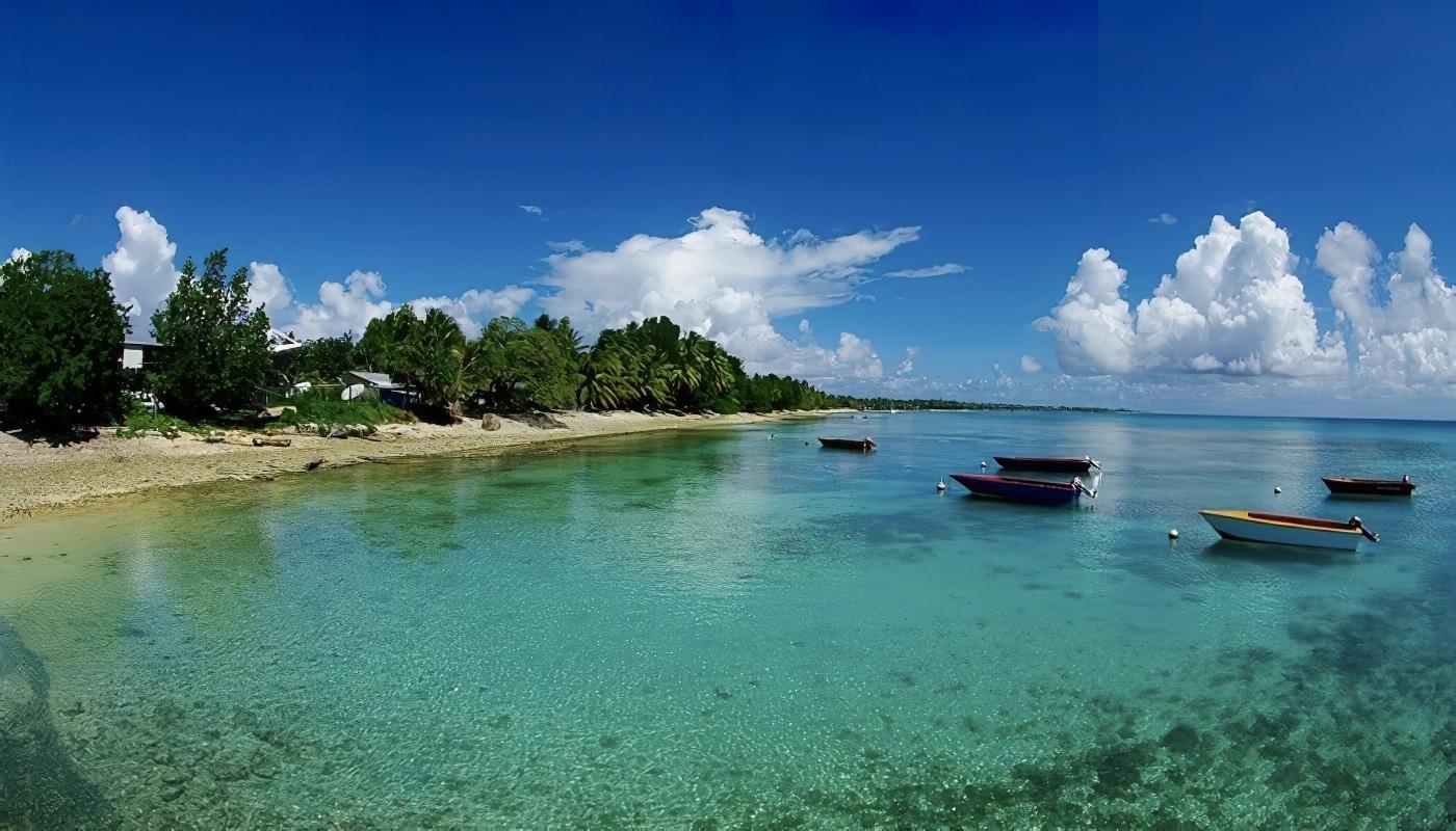 Tuvalu, petit pays