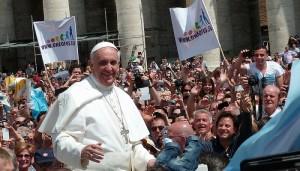 audience pontificale, audience papale, Vatican