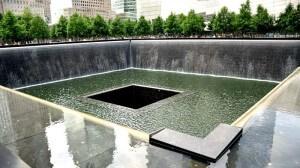 visite du mémorial du 11 septembre, New York