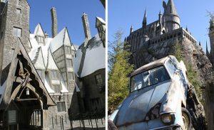 Parc d'attractions Harry Potter à Hollydwood