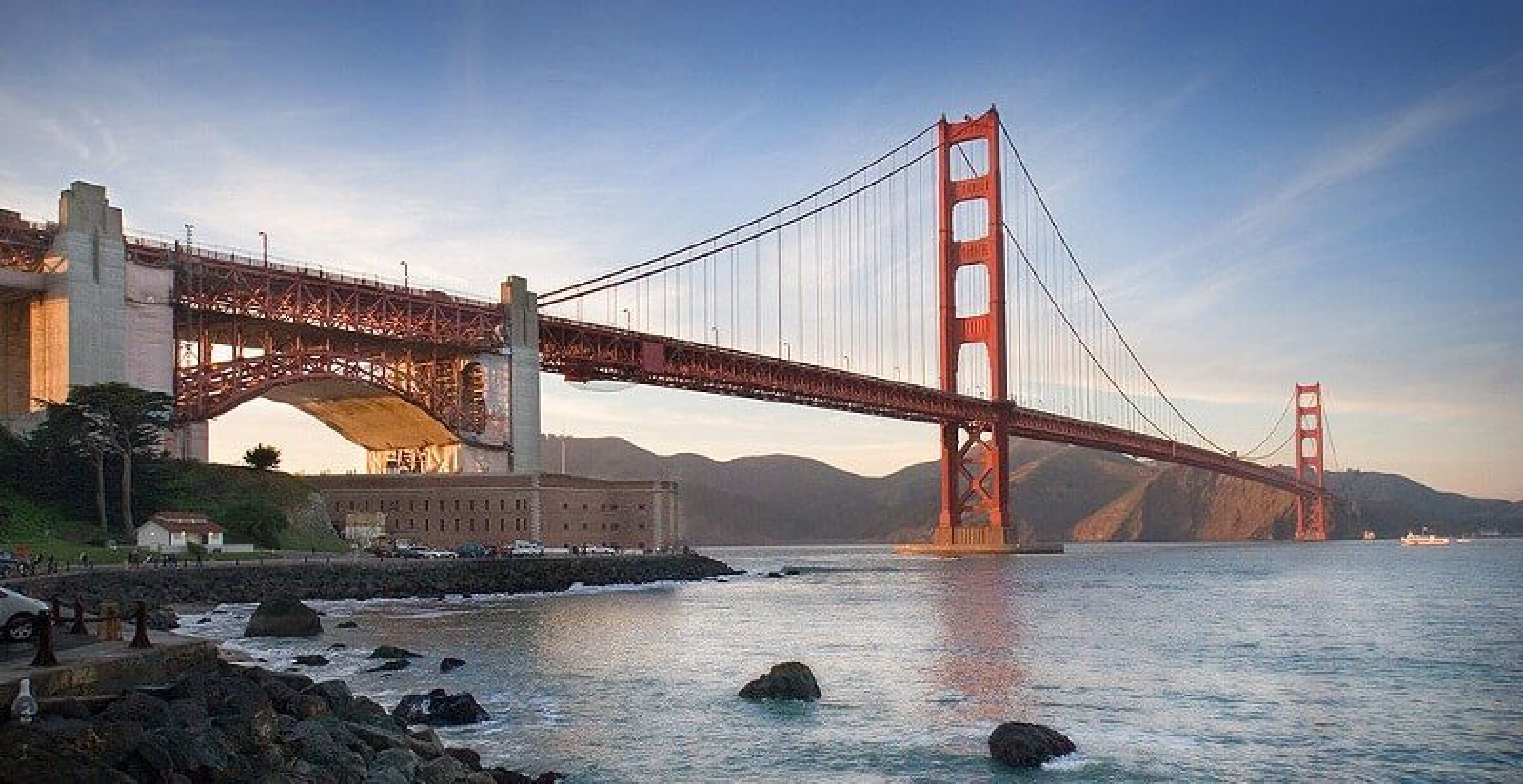 Golden Gate Bridge, Merveilles