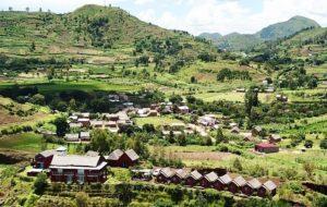 Le village d'Ampefy à Madagascar