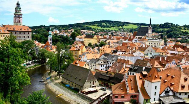 Visiter Cesky Krumlov depuis Prague