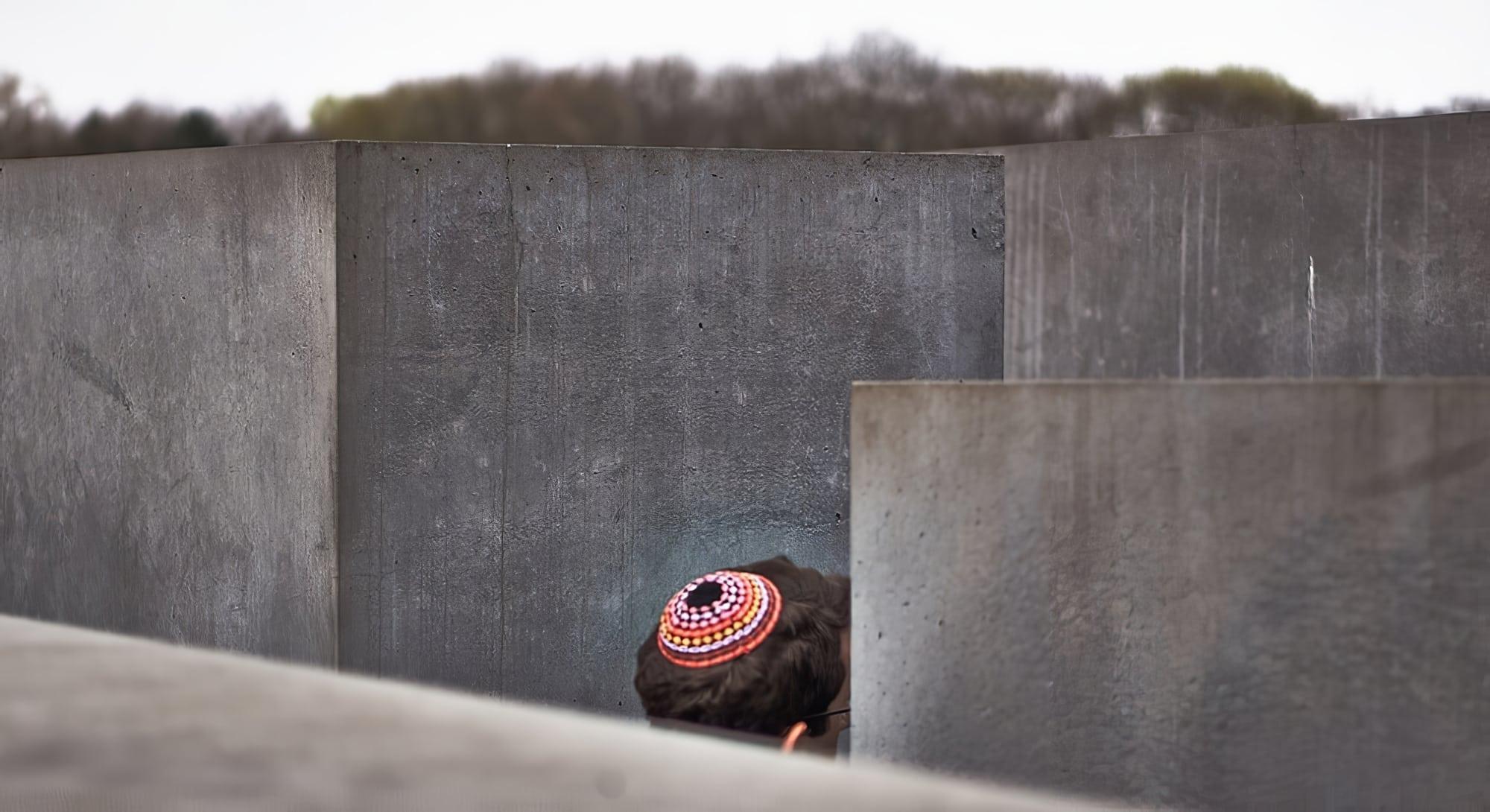 Mémorial des juifs assassinés d'Europe à Berlin