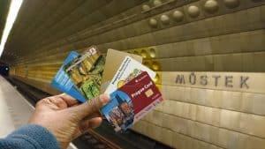 Visiter Prague avec la Prague Card