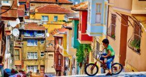 Balat, Istanbul, Turquie