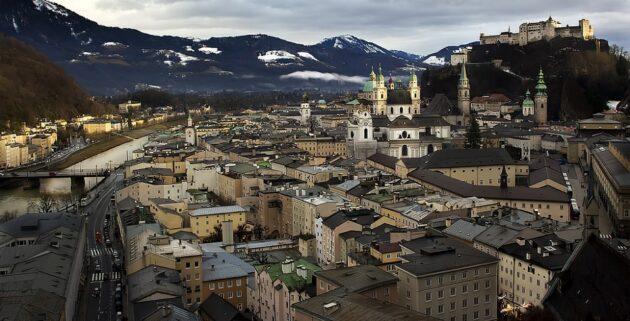 Les 9 choses incontournables à faire à Salzbourg