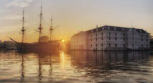 Musée National Maritime d'Amsterdam