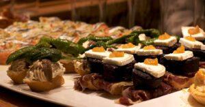Espagnols mangent tard, Pintxos