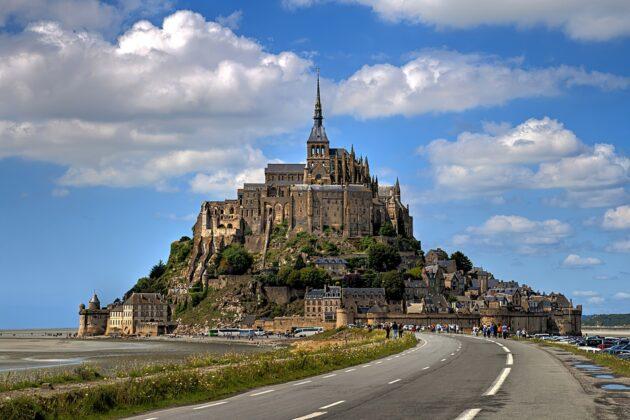 Survol du Mont Saint-Michel : en avion, ULM ou hélicoptère