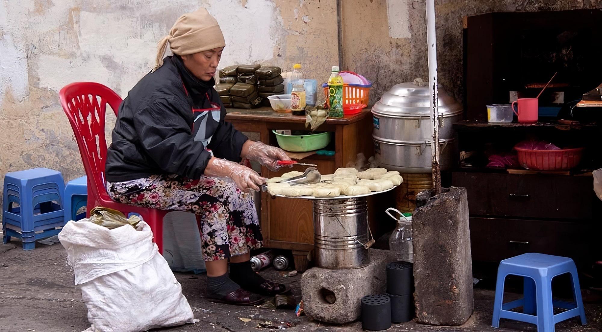 Cuisine de rue, Hanoi