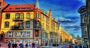 Où dormir à Oslo ?