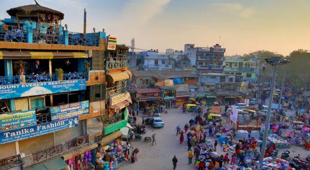 Dans quel quartier loger à New Delhi ?