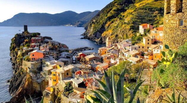 Visiter Cinque Terre, les 5 villages perchés d'Italie