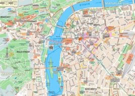 Plan & Carte Prague Monument