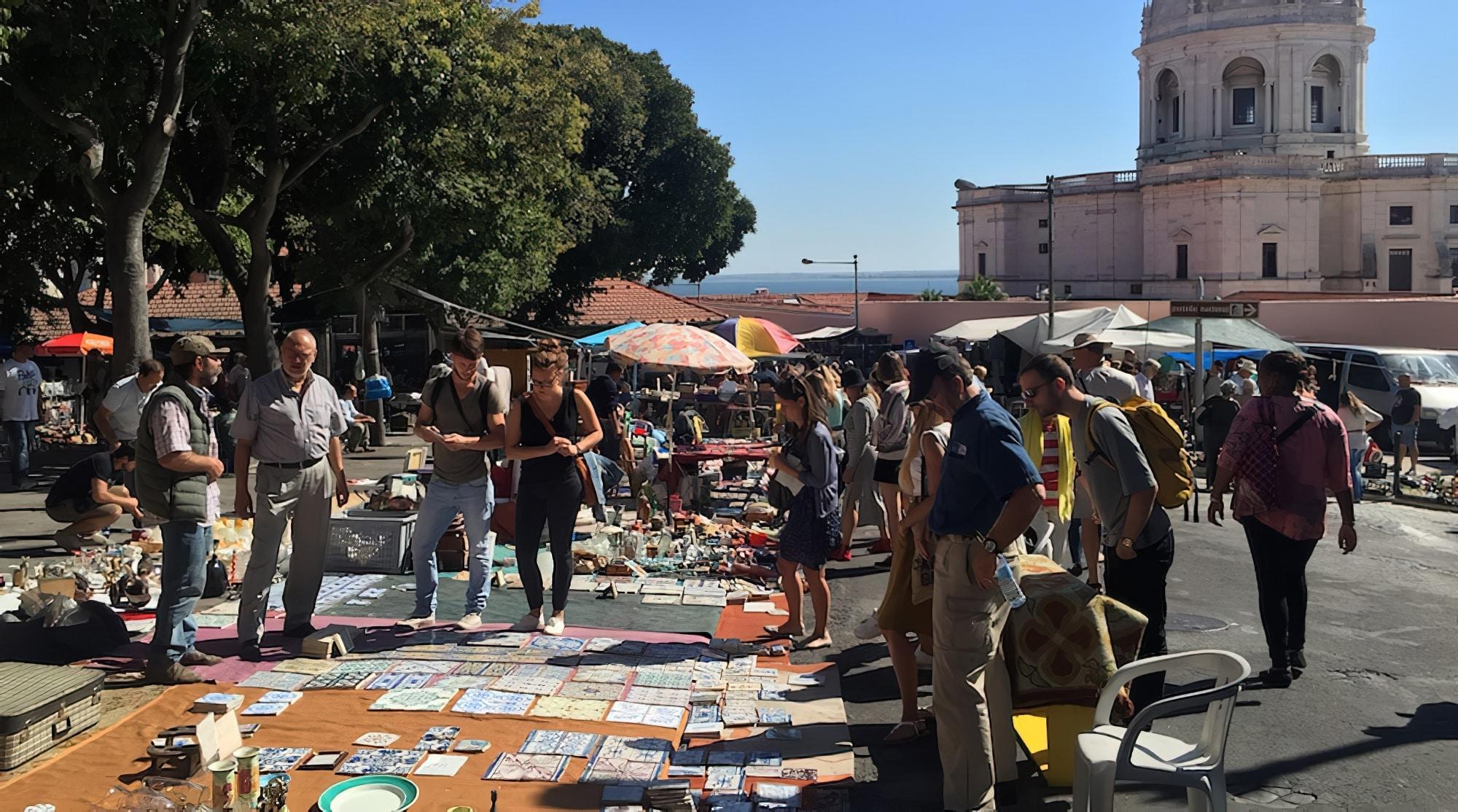 Faire du Shopping à Lisbonne