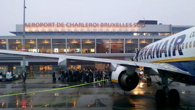 Parking pas cher à l'aéroport de Charleroi