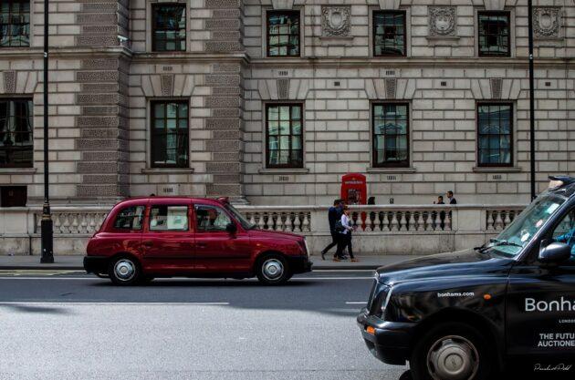 Parkings à Londres