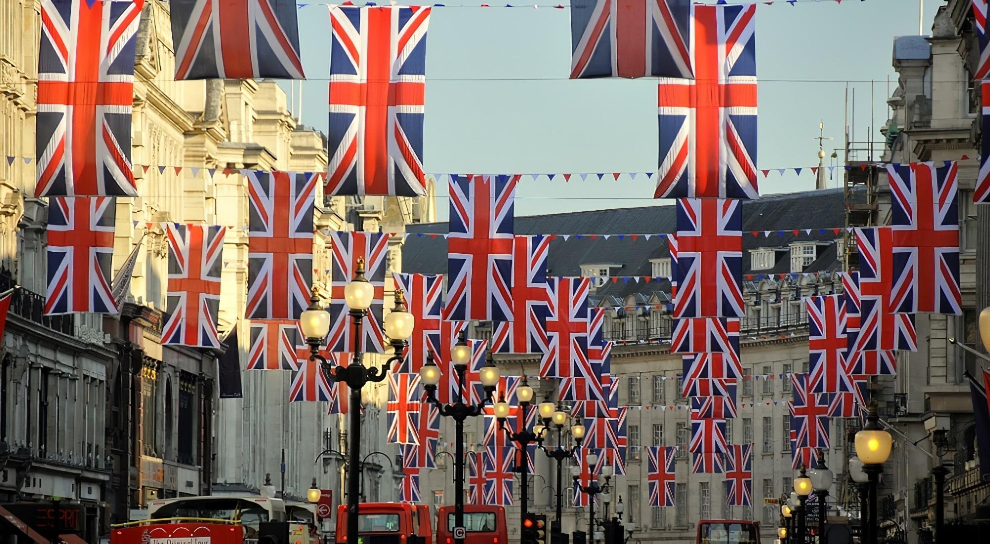 Rues où faire du shopping à Londres